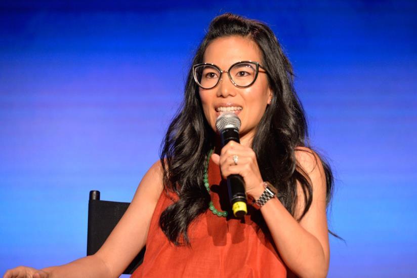 La comica ed attrice Ali Wong