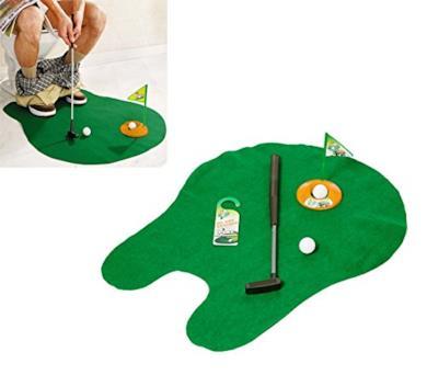Gioco golf da bagno