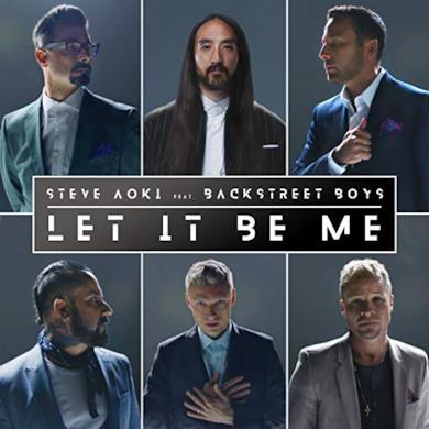 Let It Be Me dei Backstreet Boys