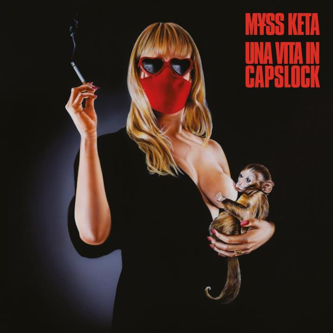 MYSS KETA album Una vita in capslock