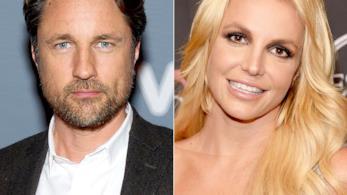 Martin Henderson e Britney Spears
