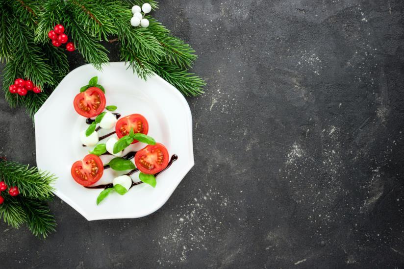 Antipasti Di Natale Fatti Ad Albero.Antipasti Di Natale 10 Ricette