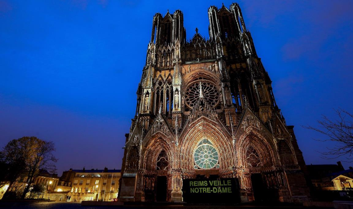 La cattedrale di Notre Dame