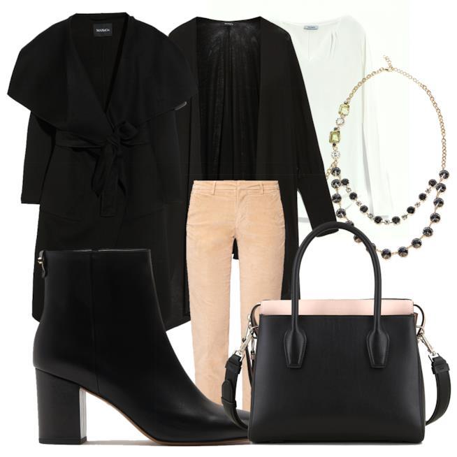 Outfit per un colloquio di lavoro formale