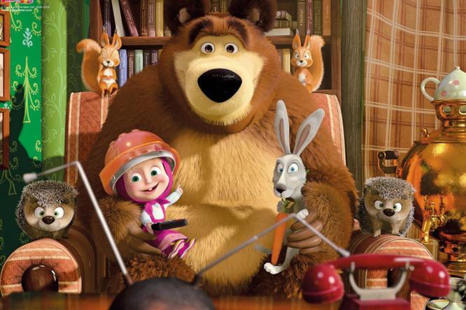Masha, Orso e i loro amici