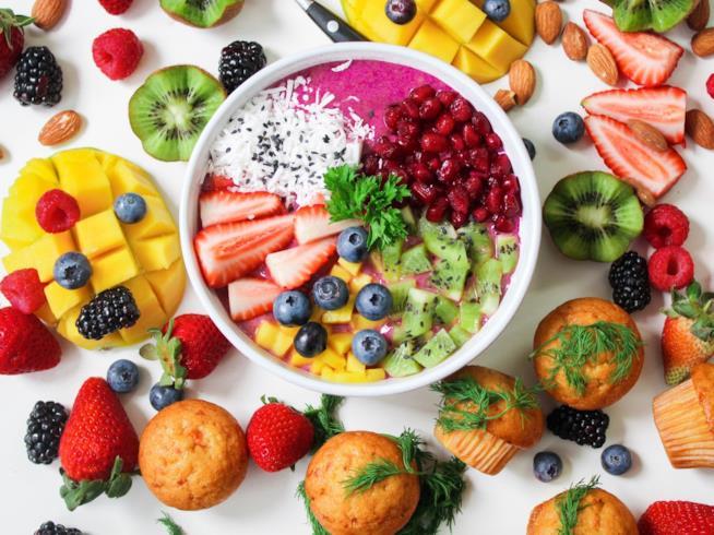 Smoothies a base di frutta fresca di stagione
