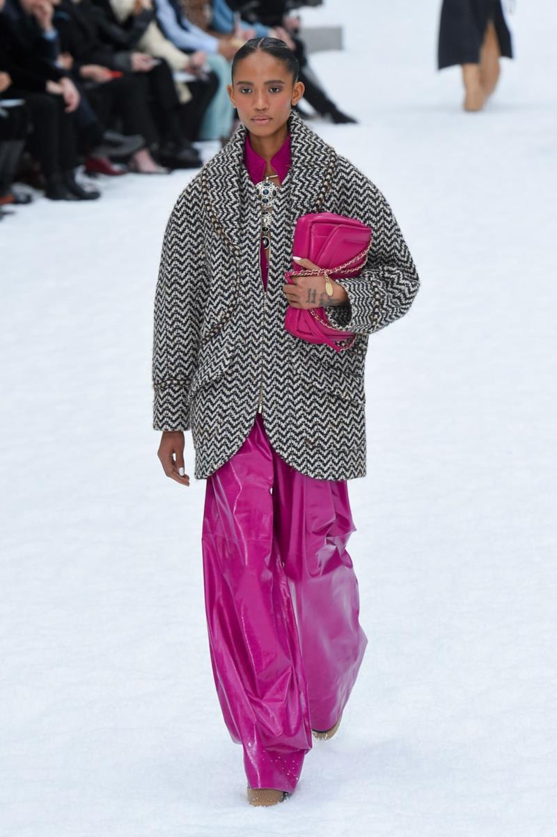 Sfilata CHANEL Collezione Donna Autunno Inverno 19/20 Parigi - 34