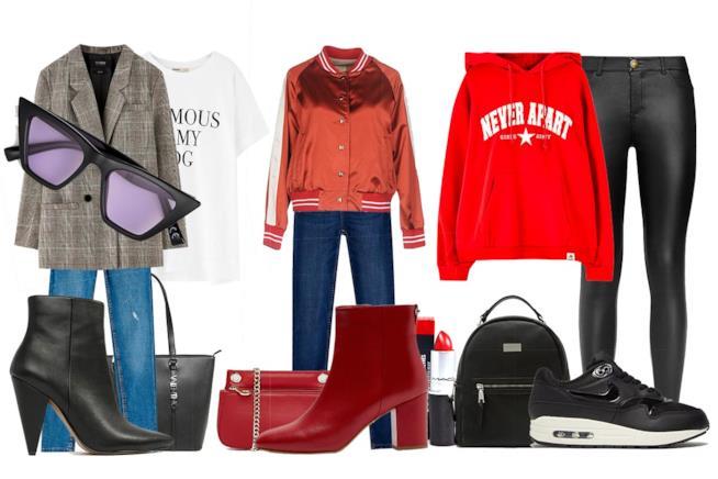 10 idee di outfit urban o casual da indossare a ogni stagione e89d73d128e