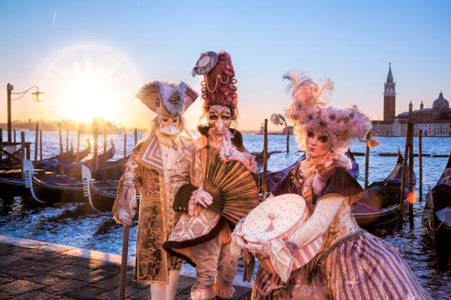 Gli eventi del Carnevale di Venezia
