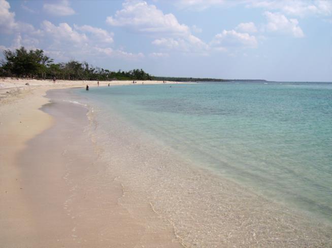 Cuba le spiagge più belle: Playa Rancho Luna