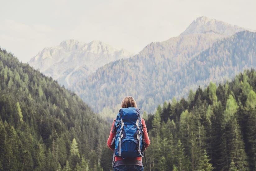 Viaggi in montagna senza auto: ecco le mete ideali