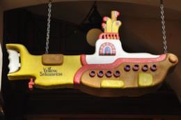 Yellow Submarine, il sottomarino giallo dei Beatles