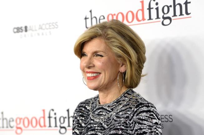 Christine Baranski nominata per The Good Fight