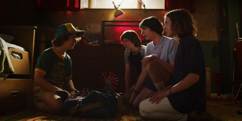 Prime immagini per Stranger Things 3