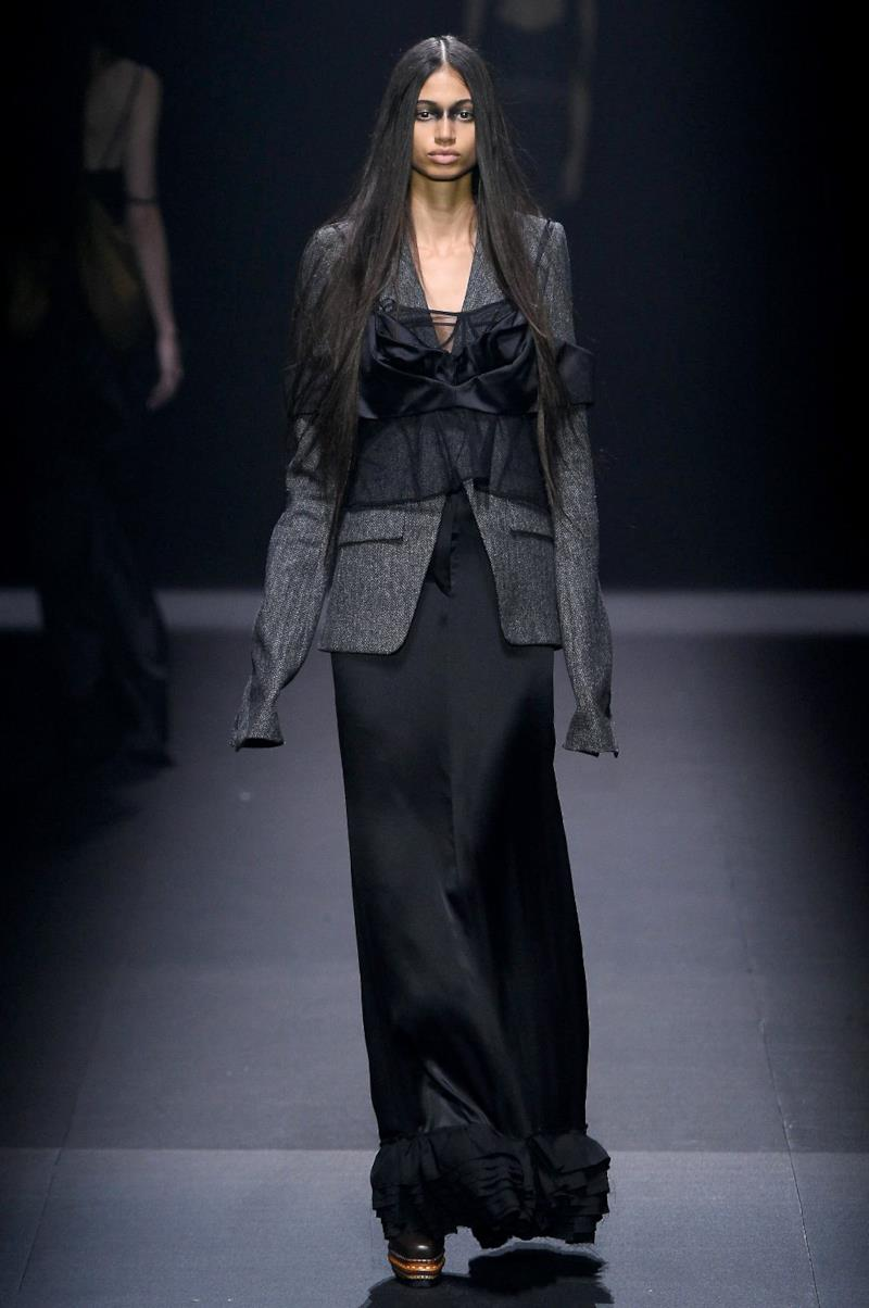 Sfilata VERA WANG Collezione Donna Primavera Estate 2020 New York - ISI_2268
