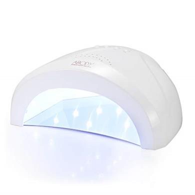 Lampada LED Unghie 24W/48W con Timer da 5s,30s,60s
