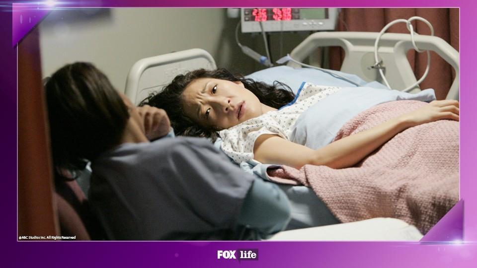 Cristina affrontò una gravidanza extrauterina, che la mise in pericolo di vita.