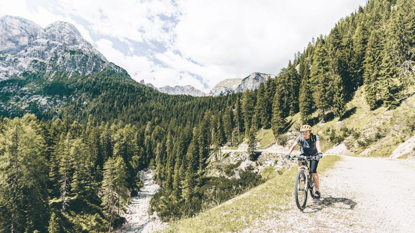 Ciclovia Monaco-Venezia: percorso panoramico in bici