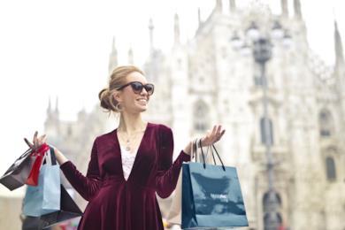 Giornata di shopping in centro con Personal Shopper