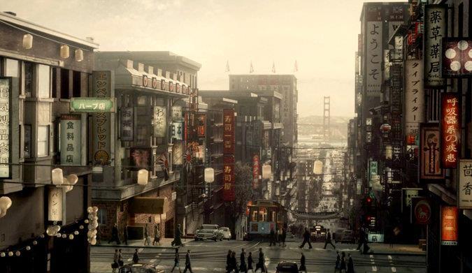 San Francisco alternativa nel passato