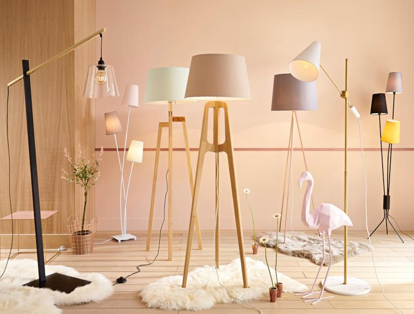 Lampade di vari tipi Maisons du Monde