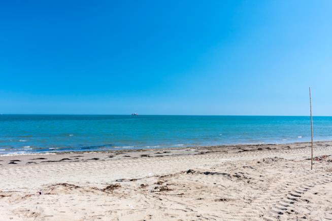 spiaggia di Sottomarina di Chioggia
