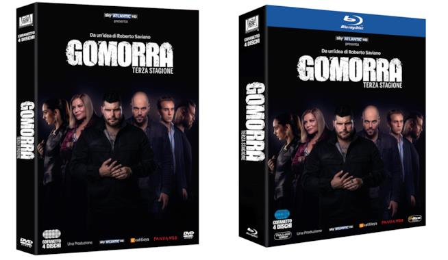 Homevideo Gomorra - Terza stagione