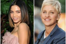 Jenna Dewan e Ellen DeGeneres