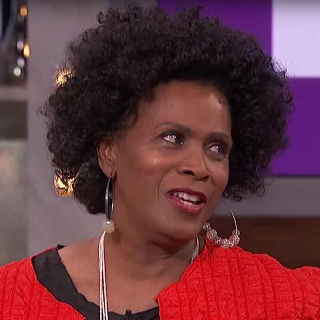 Janet Hubert a un programma TV