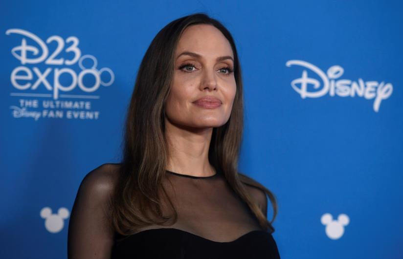Angelina Jolie alla D23 Expo