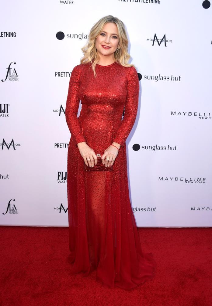 Kate Hudson ai Fashion Awards