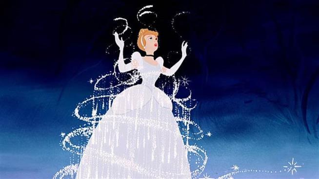 La Principessa Disney Cenerentola