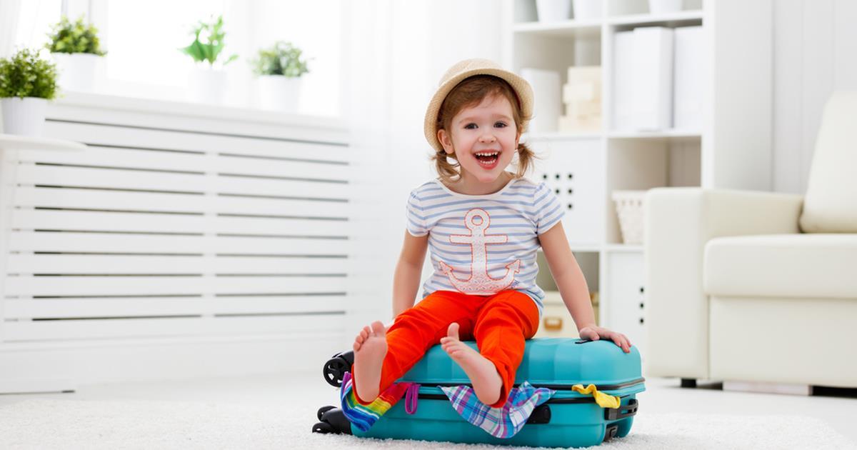 Viaggi con i bambini: 3 consigli antistress