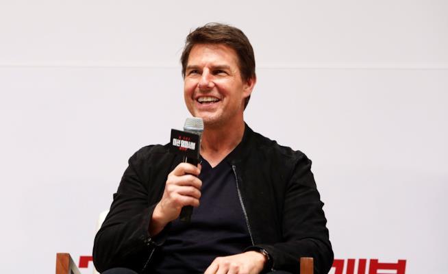 Tom Cruise alla première a Tokyo