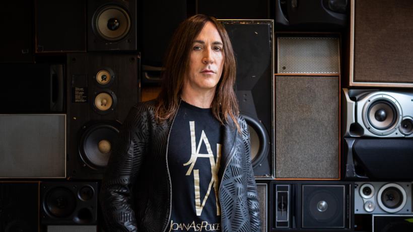 Manuel Agnelli, frontman del gruppo alternative rock Afterhours