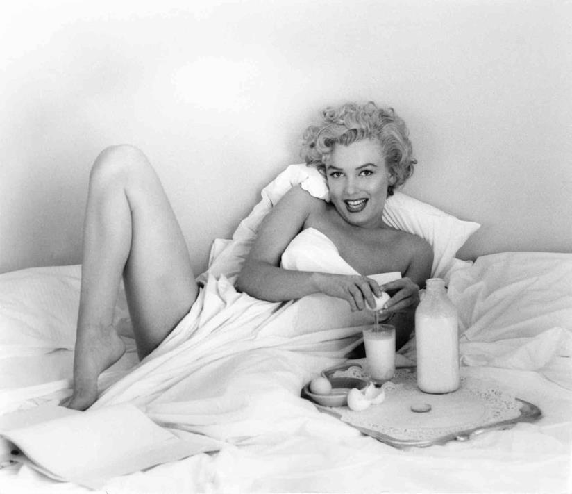 La colazione di Marilyn Monroe