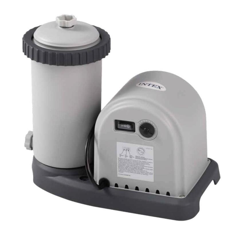 pompa con filtro per piscina