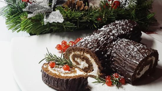 Tronchetto Di Natale Vegano.Ricette Di Natale Il Menu Vegano Completo Per Il 25 E Il 31 Dicembre