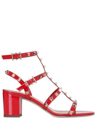 Sandali vernice Valentino
