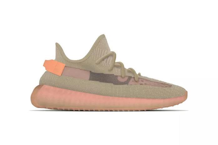 Adidas Yeezy Boost Clay