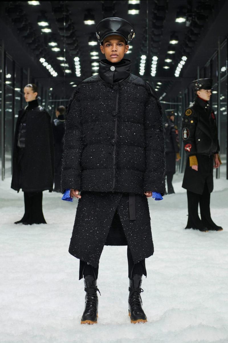 Sfilata MONCLER Collezione Donna Autunno Inverno 19/20 Milano - 47