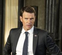 Jake Ballard in una scena di Scandal 6