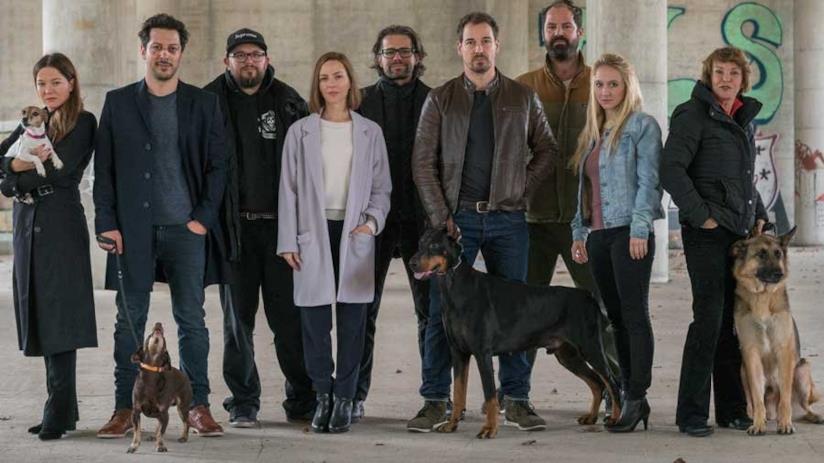 Dogs of Berlin in arrivo nel 2018