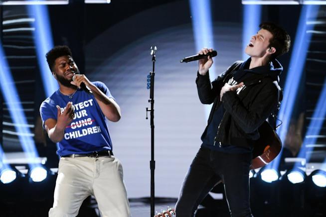 Shawn Mendes e Khalid