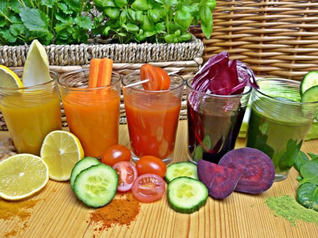 Vitamine e centrifugati