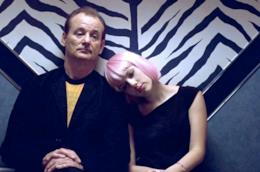 Una scena di Lost in Translation