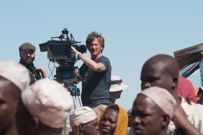 Sean Penn dietro la macchina da presa
