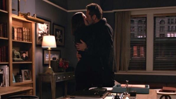 Jason e Alicia sono intimi per la prima volta