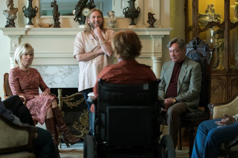 Gus Van Sant dirige Joaquin Phoenix e Jonah Hill in Don't Worry