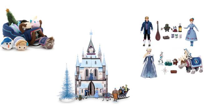 Giochi ispirati al corto Frozen - Le Avventure di Olaf